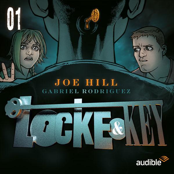 Locke & Key Folge 1 Hörspiel Cover