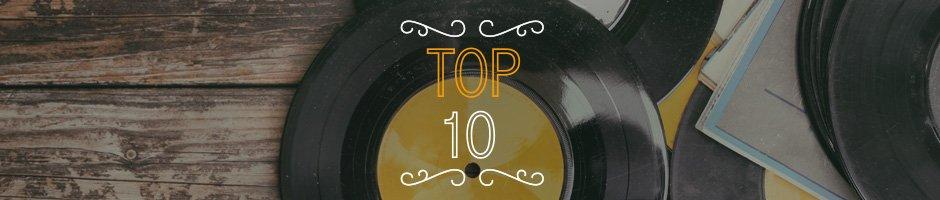 Top 10 - Die beliebtesten Hörbücher