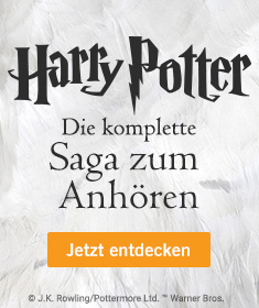 Harry Potter-Hörbücher