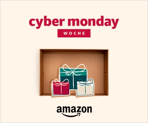 Amazon Cyber Monday Woche ab 20. November 2017
