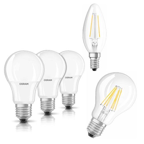 Bis zu 40% reduziert: OSRAM LED Beleuchtung