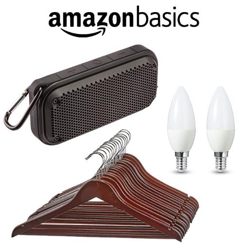 -25% auf ausgewählte AmazonBasics Produkte