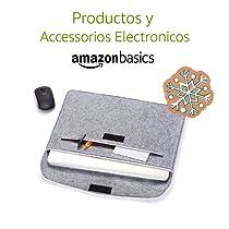 -15% en Productos y Accesorios Electrónicos AmazonBasics