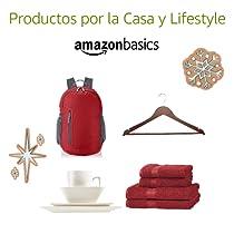 -15% en Productos para el hogar AmazonBasics