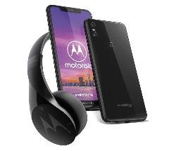Jetzt das neue Motorola One kaufen und einen gratis Motorola Pulse Escape Kopfhörer erhalten