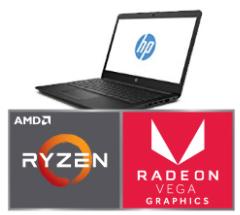 17% reduziert: AMD Ryzen Laptop von HP