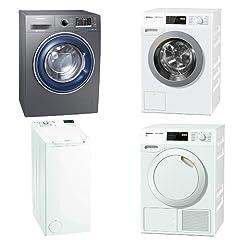 Bis zu -40% auf Waschmaschinen, Trockner und Waschtrockner