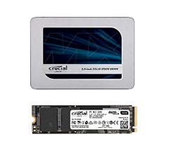 Bis zu 10% reduziert: Crucial SSDs