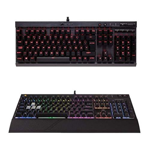 Bis zu 35% reduziert: Tastaturen von Corsair