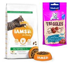 Bis zu 37% reduziert: Katzenfutter & Snacks
