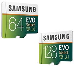 Bis zu 30% reduziert:Samsung Speicherkarte