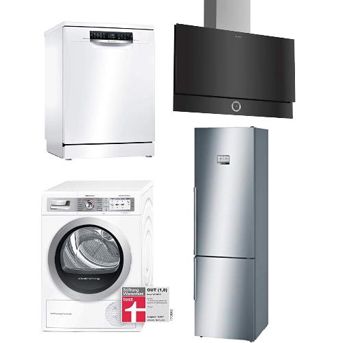 Bosch Home Connect Haushaltsgeräte