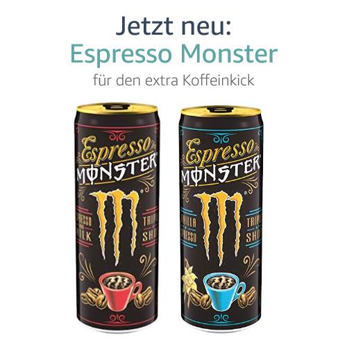 Neu: Monster Espresso