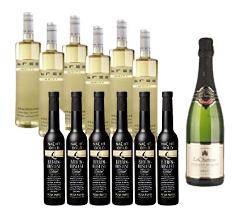 Bis zu 35% reduziert: Weißwein zum Vatertag