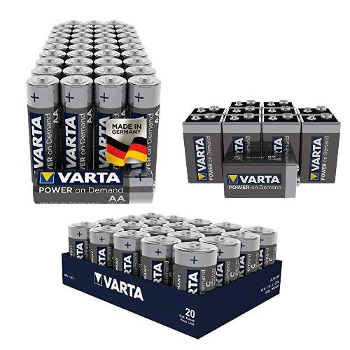 Bis zu 21% reduziert: VARTA Power on Demand