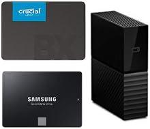 Bis zu 30% reduziert: SSDs und Festplatten
