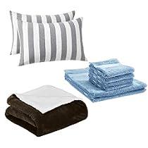 Hasta el 25% de descuento en ropa de cama y baño de AmazonBasics y demás marcas