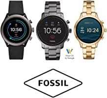 Jusqu'à -40% sur les montres Fossil et Michael Kors Smartwatches