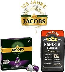 125 Jahre Jacobs: Jacobs Kaffeespezialitäten im Angebot