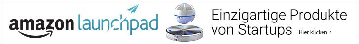 Launch Pad - neue Produkte von Startups bei Amazon