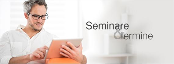 Seminare und Termine