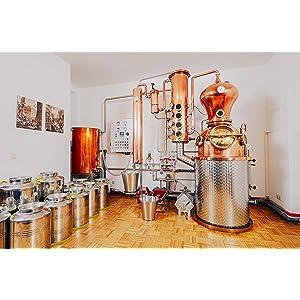 Gin Destillerie_THE DUKE Gin München