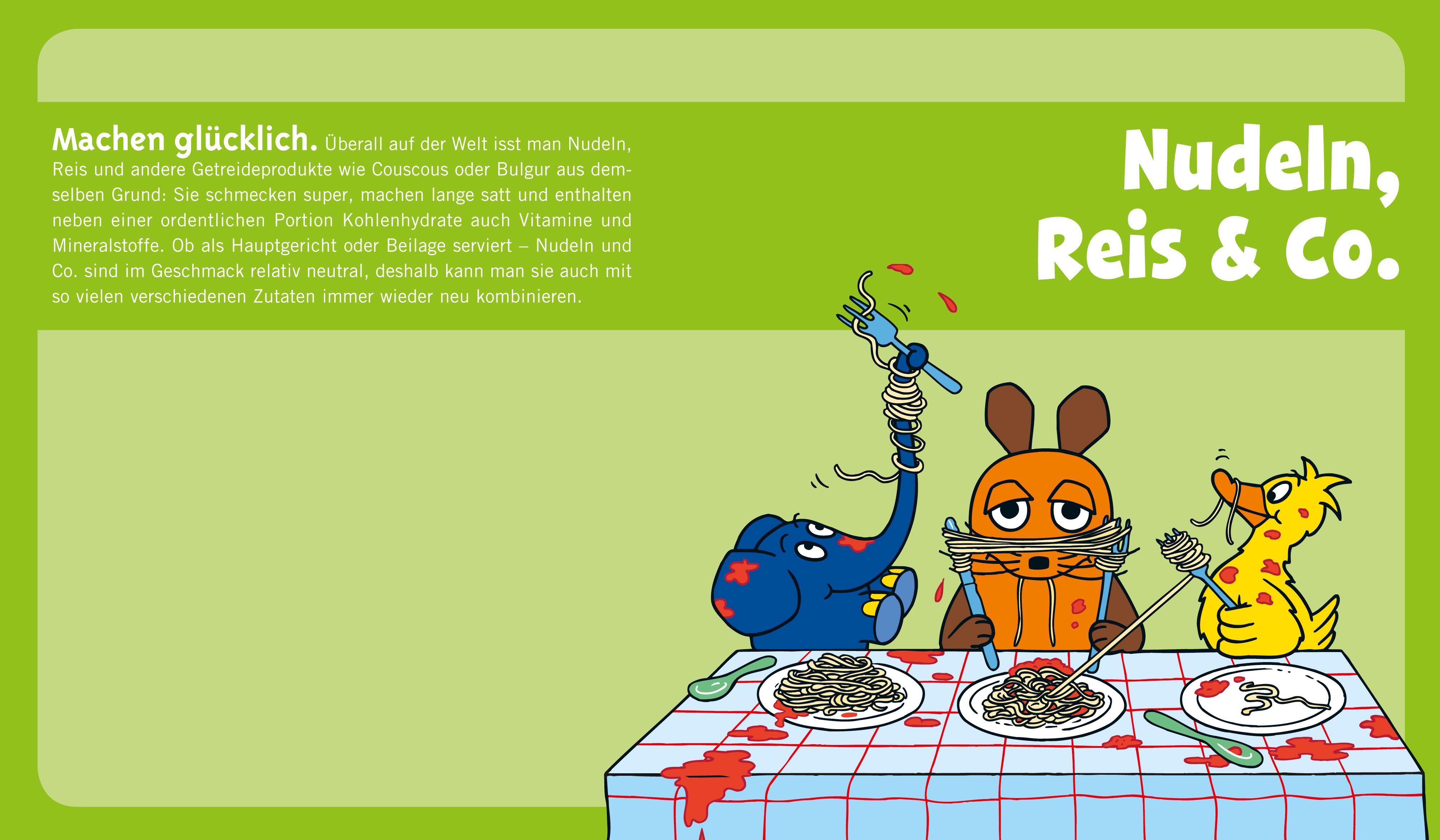 Kochen und backen mit der Maus: Amazon.de: Bücher