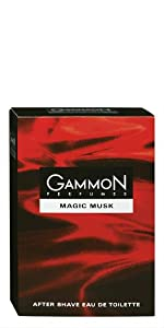 GAMMON Magic Musk After Shave