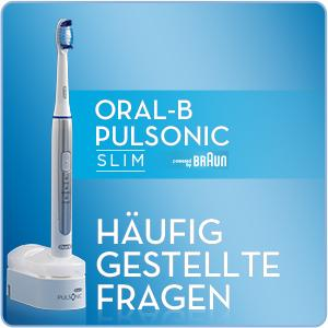 Oral-B Pulsonic Slim Schallzahnbürste