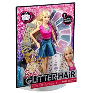 barbie glitzer