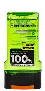 Pure Power Lemon Duschgel Hydra Power