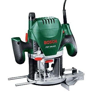 Die Oberfräse POF 1400 ACE von Bosch