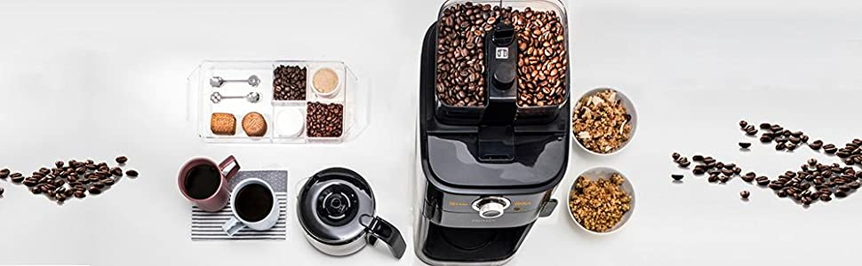 PHILIPS HD7766/00 Grind & Brew Coffee Machine Stainless Steel/Black Genuine New eBay