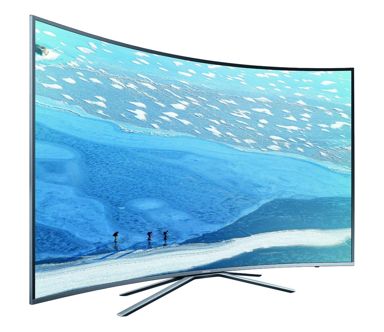 samsung ku6509 198 cm 78 zoll curved fernseher ultra hd triple tuner smart tv. Black Bedroom Furniture Sets. Home Design Ideas
