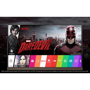 LG OLED TV die perfekte Wahl für Netflix