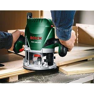 Die Holzfräse POF 1400 ACE sorgt für Präzision und Qualität.