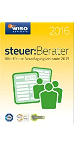 WISO steuer:Berater 2016