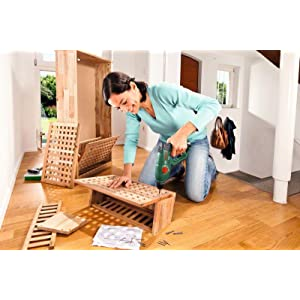 Der Uneo ist mit seinem geringen Arbeitsgewicht von 1,2 kg ein echtes Allround-Talent für Ihren Haus