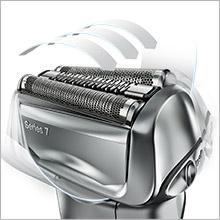 Braun Series 7 799cc-7 Wet & Dry elektrischer Rasierer mit Reinigungsstation (1 Reinigungskartusche