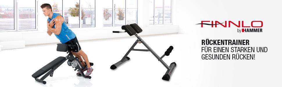 finnlo bauch r ckentrainer ab and back trainer 3869 schwarz sport freizeit. Black Bedroom Furniture Sets. Home Design Ideas