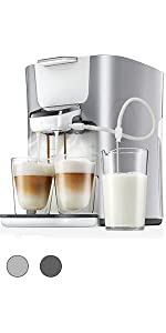 philips senseo hd7855 50 latte duo. Black Bedroom Furniture Sets. Home Design Ideas