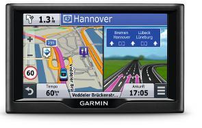 Garmin Nüvi 57LMT, PKW Navigation mit 22 Ländern Zentraleuropas