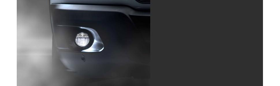 Osram Fog103 201 Nis M Halterung Für Nebelleuchte Und Tagfahrlicht Anzahl 2 Auto