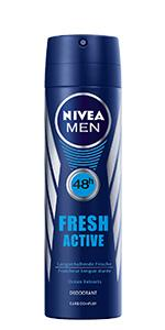 NIVEA MEN FRESH ACTIVE SPRAY