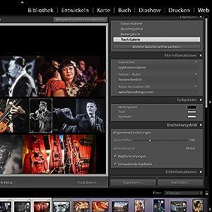 Einstieg in Lightroom 6 und CC362: Bilder bearbeiten und