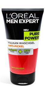 Pure Power Vulkan-Waschgel