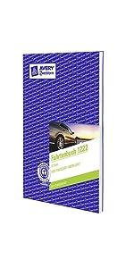 PKW-Fahrtenbuch 1222