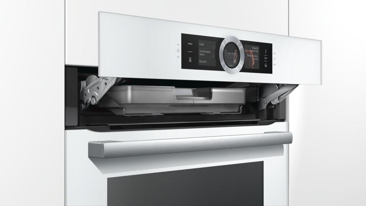 bosch hsg636bw1 serie 8 back fen elektro einbau a 71 l 4d hei luft plus perfectroast. Black Bedroom Furniture Sets. Home Design Ideas