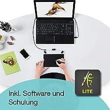 Inkl. Software und Schulung