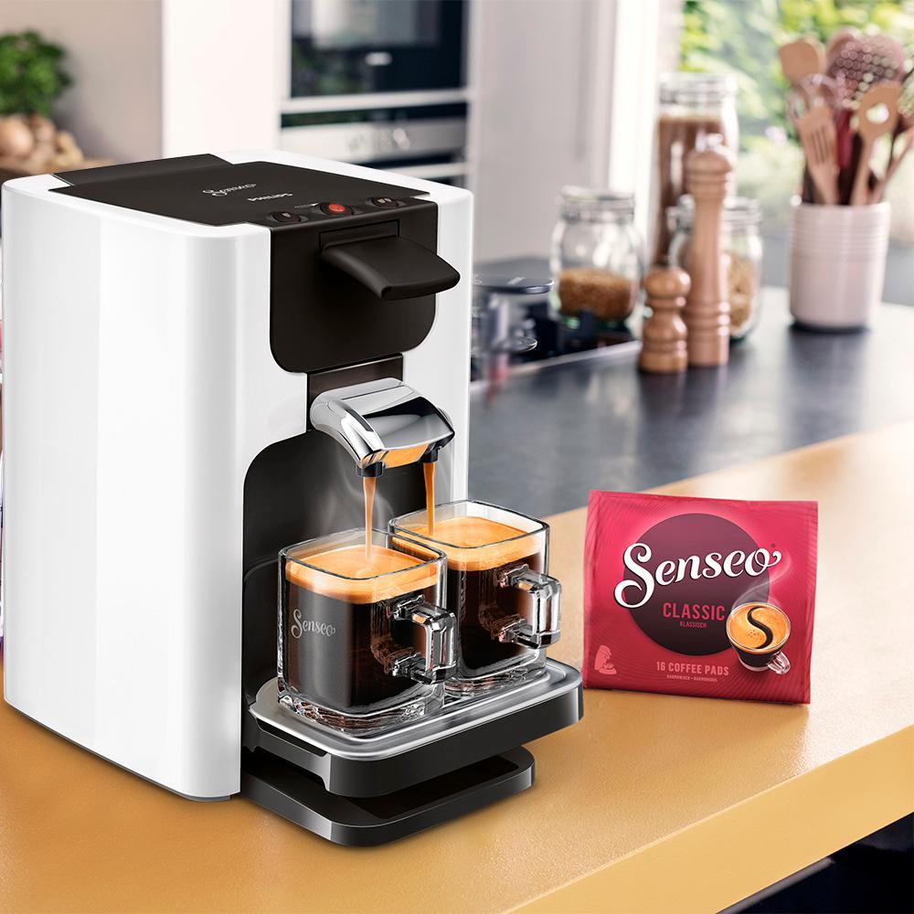 beste senseo maschine philips hd7854 im test kaffeepadmaschinen im vergleichstest philips. Black Bedroom Furniture Sets. Home Design Ideas